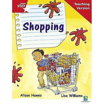 Shopping: Röd nivå (Rigby stjärna guidad)