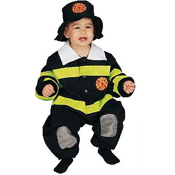 Baby Firefighter Infant Costume