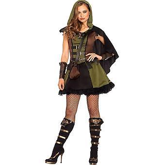 Robin Hood Female Adult Costume