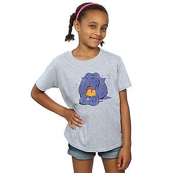 Disney Mädchen Aladdin Höhle der Wunder Distressed T-Shirt