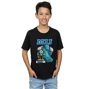 Disney jungen Monster Uni Plakat T-Shirt