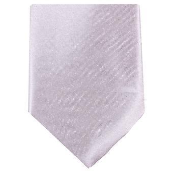 Knightsbridge dassen slanke Polyester ex aequo - parel roze
