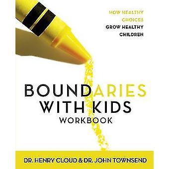 Grenselinjer med barn Arbeidsbok av Henry CloudJohn Townsend