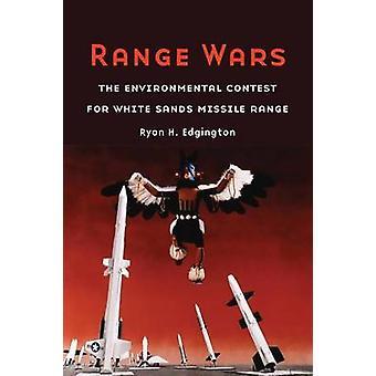 نطاق الحروب المسابقة البيئية وايت ساندس ميسايل رينج قبل ادجينجتون آند H. ريان