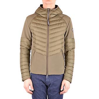 Colmar Originals Ezbc124020 Men's Green Polyester Outerwear Jacket