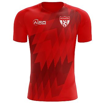 2020-2021 Frankfurt Concept Training Shirt (Red) - Kids