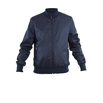 Corneliani 83lm399120250001 Men's Blue Polyester Outerwear Jacket