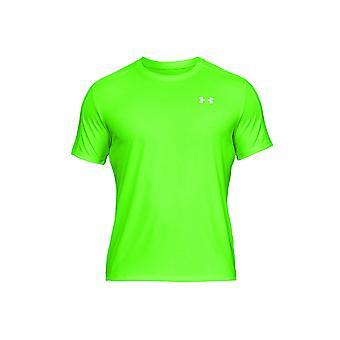 Under Armour fart Stride Shortsleeve Tee 1326564-722 Mens t-skjorte