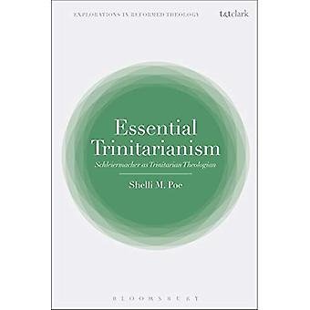 Essential Trinitarianism: Schleiermacher as Trinitarian Theologian (T&T Clark Explorations in Reformed Theology)
