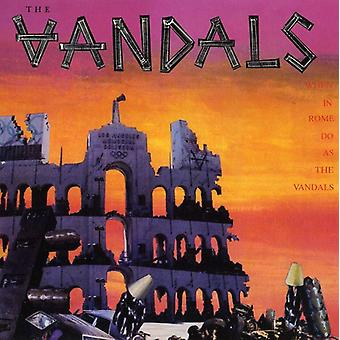 Vandals - When in Rome Do as the Vandals [CD] USA import