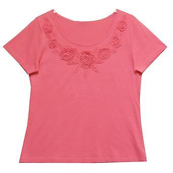 POMODORO T-Shirt 81623 Pink