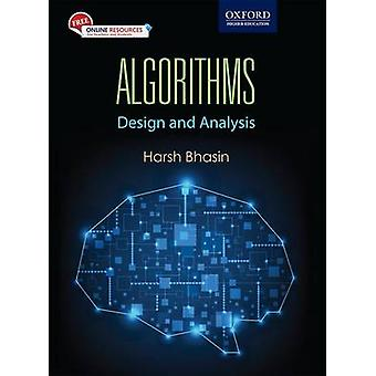 Algorithms - Design and Analysis by Harsh Bhasin - 9780199456666 Book
