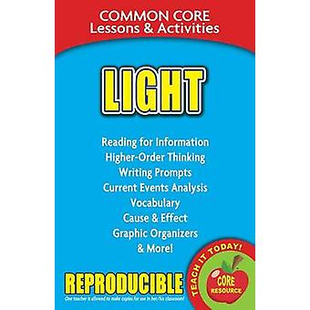 Light Common Core Lessons & Activities by Carole Marsh - 978063510601
