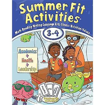 Summer Fit - Third - Fourth Grade by Active Planet Kids Inc - Kelly T