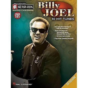 Jazz Play Along - Volume 181 - Billy Joel by Hal Leonard Publishing Cor