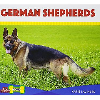 German Shepherds by Katie Lajiness - 9781532112096 Book