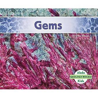 Gems by Grace Hansen - 9781629709062 Book