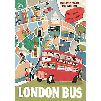 London Bus by Joe Fullman - 9781785993893 Book