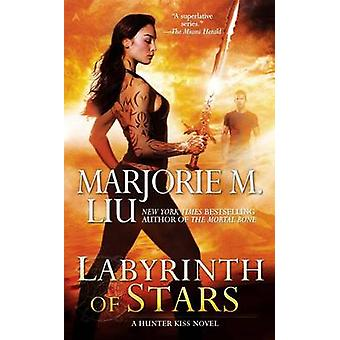 Labyrinth of Stars by Marjorie M Liu - 9781937007850 Book