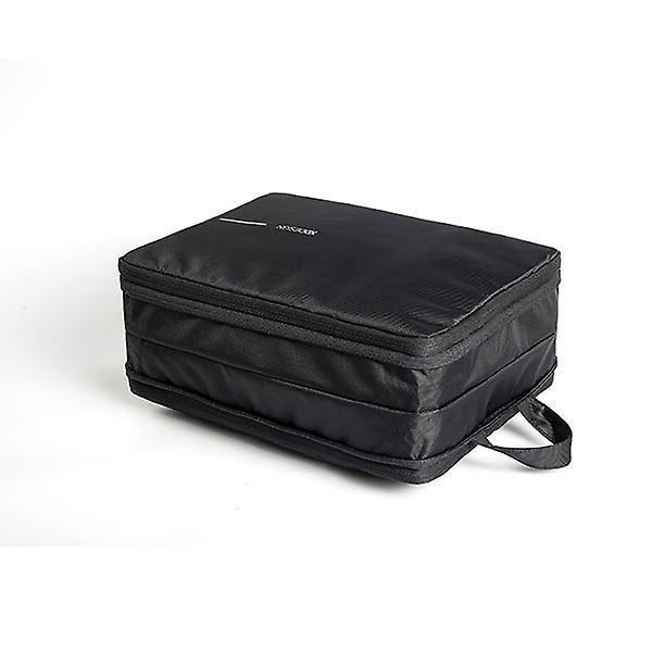 XD Design Komprimierbare Reisetasche Organisator Schwarz (Unisex)