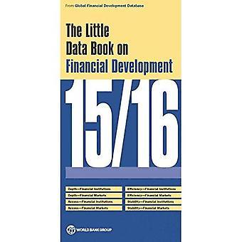 Le petit livre de données financières développement 2015/2016 (World Development Indicators)