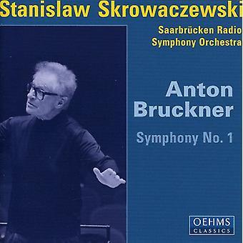 A. Bruckner - Anton Bruckner: Symphony No. 1 [CD] USA import
