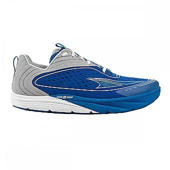 Altra Torin 3.5 Mesh Mens Zero Drop High Cushioning Road Running Shoes Blue