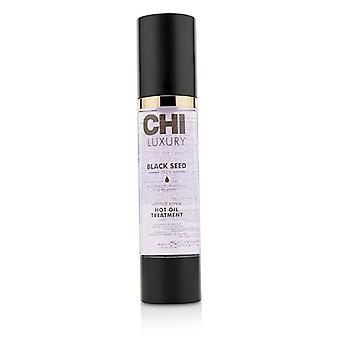 Chi Luxury musta siemen öljy voimakas korjaus kuuma öljy kohtelun - 50ml/1.7 oz