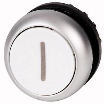 إيتون M22-D-W-X1 Pushbutton الأبيض 1 pc (s)