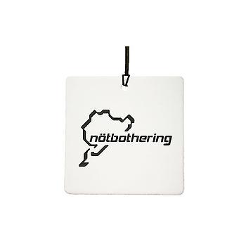 Not Bothering / Nürburgring Car Air Freshener