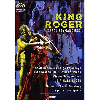 K. Szymanowski - King Roger [DVD] USA import