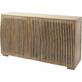 Libra móveis Mindi madeira aparador grande