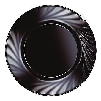 Luminarc Dessert Plate 19.5 Trianon Black (Kitchen , Household , Dishes)