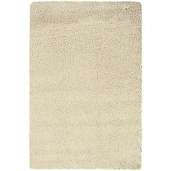 Loft collection 520w4 ivory solid area rug (6'7
