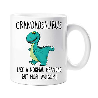 Grandadsaurus krus