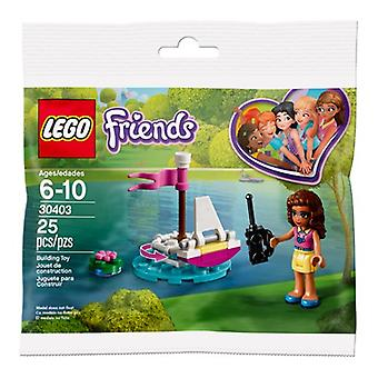 LEGO 30403 Oliva's Afstand bedienbare Boot polybag