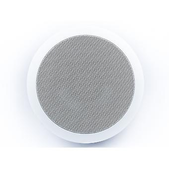 PG audio DL 62, 2 way ceiling speaker, 70/140 watt max. White, new goods