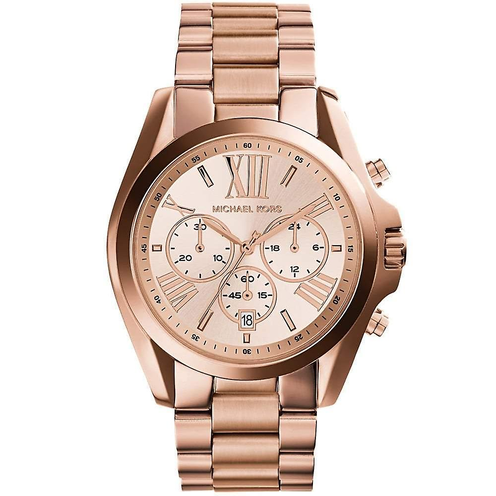 Michael Kors Ladies' Bradshaw Chronograph Watch MK5503