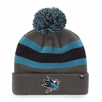 ' 47 NHL San Jose Sharks kol Breakaway manschett sticka