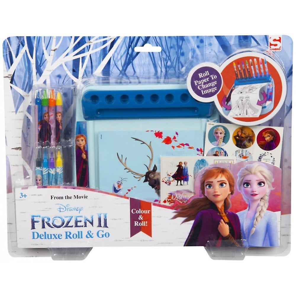 Disney Frozen Frozen 2 Deluxe Roll & Go