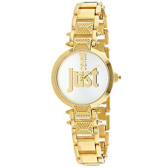 Just Cavalli Women's Just Mio Silver Dial Watch - JC1L076M0095