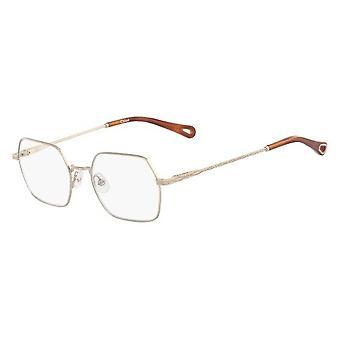Chloe CE2144 906 Medium Gold Glasses