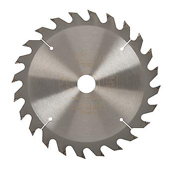 Cordless Construction Saw Blade - 165x20mm 24T