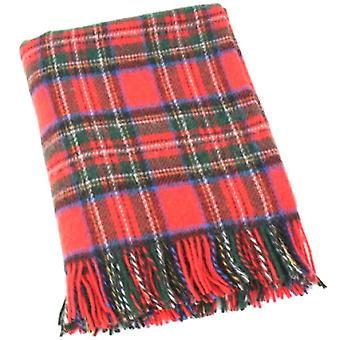 Wool Blanket Made in Ireland