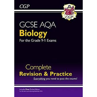 Grade 91 GCSE Biology AQA Complete Revision  Practice with