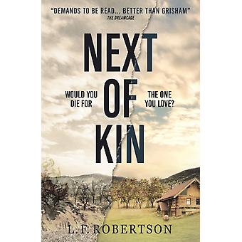Janet Moodie  Next of Kin by LF Robertson