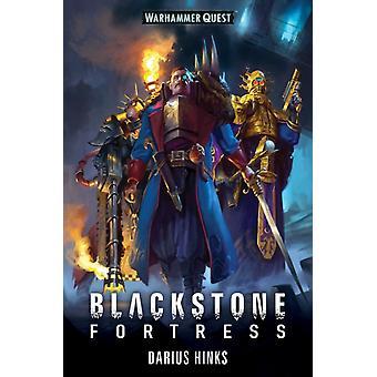 Blackstone Fortress by Darius Hinks