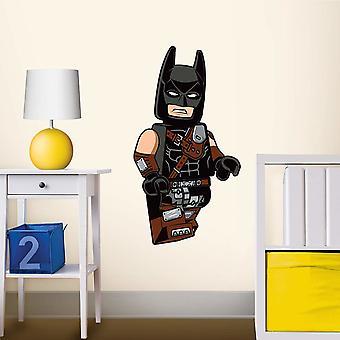 LEGO Movie Batman Staticker veggen Decal klistremerker vegg dekor 53x36cm