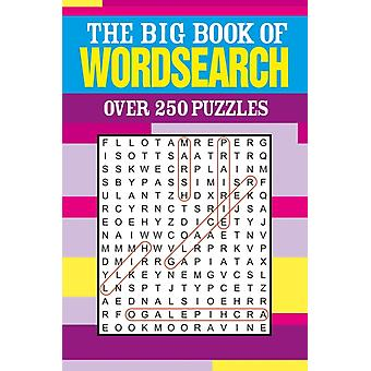Big Book of Wordsearch by Eric Saunders