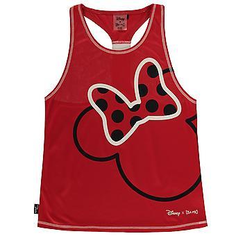 USA Pro Girls Disney Vest Sleeveless Crew Neck Junior Shirt Top